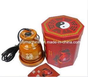 Far Infrared Moxibustion Electric Moxibustion Massager Beauty Guasha Moxa Steam Massage 110V-220V pictures & photos