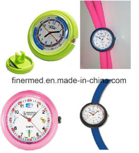 Medical Analog Stethoscope Clock pictures & photos