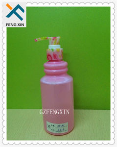 Wholesale with Cheaper Price Pink Color Plastic Boston Bottle 250ml pictures & photos