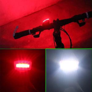 GB22 Mini COB LED Mutifunction USB Bicycle Light pictures & photos