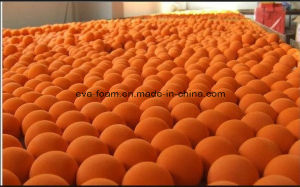 EVA NBR Rubber Foam Ball, Shooting Ball, Foam Washing Ball