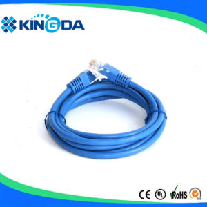 UTP CAT6A patch cord network cable CCA pictures & photos