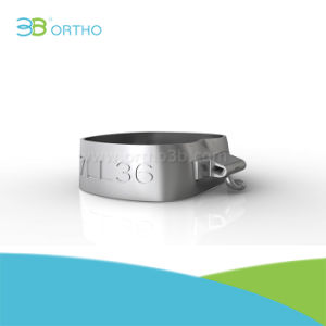 Orthodontic Preweld Band Molar Band with CE, FDA, ISO13485certificate