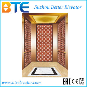 High-Class Vvvf Gearless Passenger Elevator pictures & photos