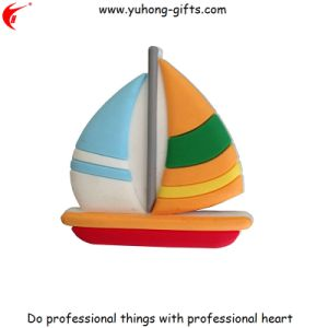 2017 New Design Sailboat Refrigerator Magnet for Promotional (YH-FM125) pictures & photos