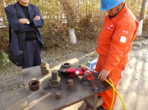 Hydraulic Wrench Low Profile Hexagon Hydraulic Wrench pictures & photos
