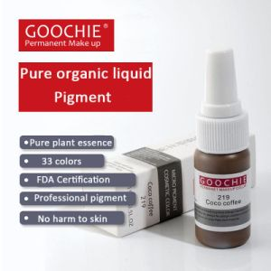 Goochie Cosmetics 15ml Plant Tattoo Ink/Pigment pictures & photos