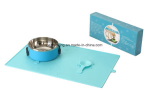 Magic Sucker Pet Bowl Mat (without bowl) FDA Test Passed pictures & photos
