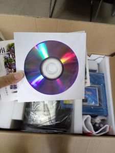 Automatic CD DVD Printing Machine CD Printer CD Bruner pictures & photos