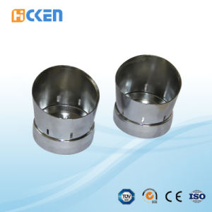 CNC Machining Parts for Shisha Head/Chromed Stamping Assembly pictures & photos