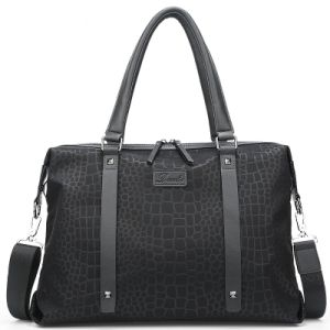 Oxford Men Casual Crossbody Tote Handbag