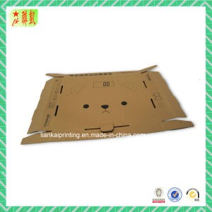 Brown Kraft Paper Pasted Corrugated Paper Box pictures & photos