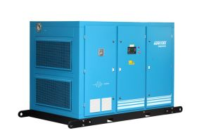 Industrial 10bar Water Cooled Two Stage Oil Air Compressor (KE110-10II) pictures & photos