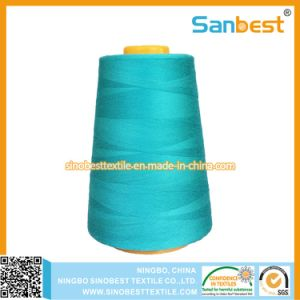 100% Spun Polyester Sewing Thread in Various Colors pictures & photos