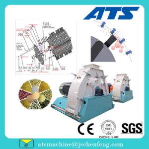 Cutting Machine for Animal Feed Powder Making From China pictures & photos