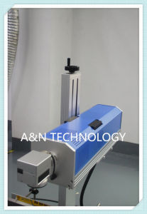 A&N 100W CO2 Flying Laser Marking Machine pictures & photos