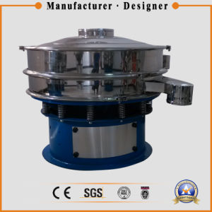 High Precision Round Vibrating Sieve Shaker Machinery pictures & photos