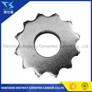 Tungsten Carbide Tipped Cutters for Scarifier pictures & photos