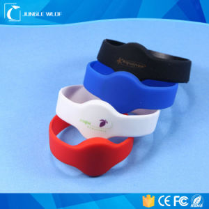 RFID Silicone Wristband Tag Bracelet Watch Tags pictures & photos