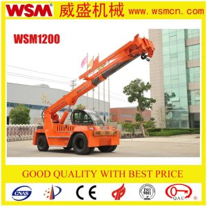Wsm 12 Tons Forklift Truck for Industrial and Mining Enterprise pictures & photos