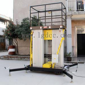 12meters Aluminium Hydraulic Aerial Work Platform (GTWY12-300SB) pictures & photos