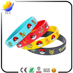 Hot Sale Environmental Protection Silicone Bracelet for Promotional Gifts pictures & photos