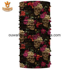 Ouwang Cheap Promotional Custom Multifunctional Tubular Bandana pictures & photos