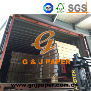 High White Coated Self-Adhesive Tracing Paper in Pallet Packaging pictures & photos