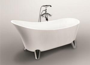 Onsen Most Popular Fibreglass Bathtub Acrylic Design and Terrazzo Bathtub Dimensions