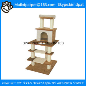 Activity Centre Bed Toys Kitten Pet Protect China Made Sisal Cat Tree pictures & photos