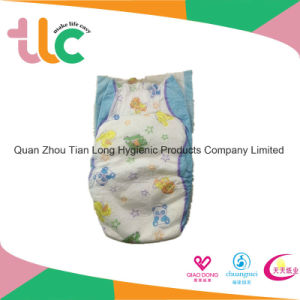 Ultra Dry and Soft Good Baby Disposable Diapers pictures & photos