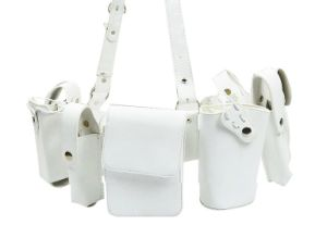 Multi Functional Pouches White Belt for Military/Army pictures & photos