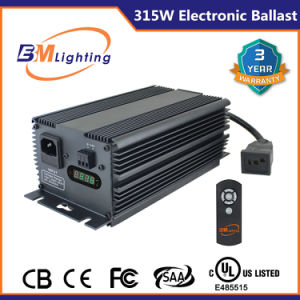 UL Approved 315W CMH Grow Light Electronic Ballast for Hydroponics pictures & photos