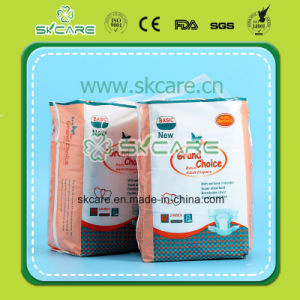 2017 Hottest Adult Diaper with High Absorbency and Soft Backsheet pictures & photos