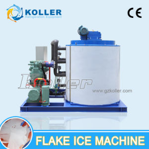 10 Tons CE Approved Flake Ice Making Machine for Fishery (KP100) pictures & photos