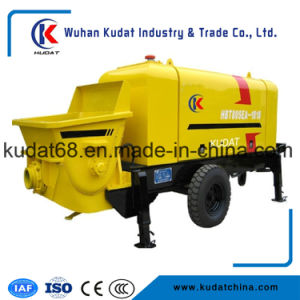 80m3 / H Electric Concrete Pump (HBT80SEA - 1818) pictures & photos