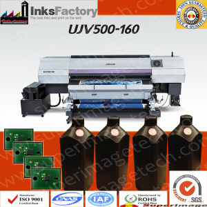 Mimaki Ujv500-160 UV Curable Inks (lus-120, lus-150, lus-200 UV inks) pictures & photos