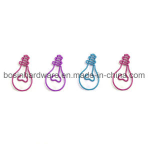 Lamp Bulb Metal Paper Clips pictures & photos