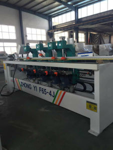 Wood Furniture Cabinent Full Automatic Hinge Boring Machine (F65-4J) pictures & photos