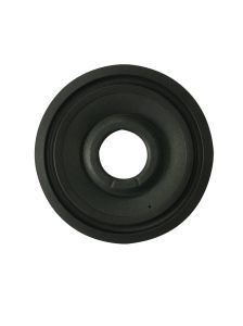 Free Sample Small Size 4 Inch Rubber Edge Paper Cone-Speaker Parts Cone pictures & photos