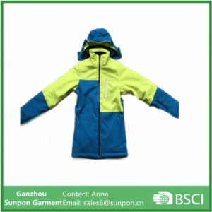 2017 New Winter Ski Jacket with Wind Skirt pictures & photos