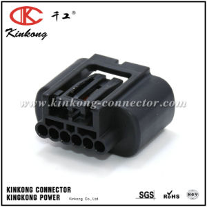 7287-1380-30 6 Way Female Accelerator Pedal Car Electrical Connector pictures & photos