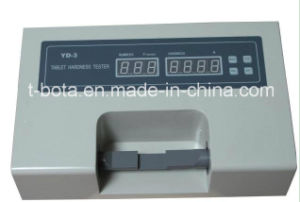 YD-3 Tablet Hardness Tester(Automatic Type without Printer) pictures & photos
