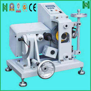 Akron Abrasion Testing Machine for Rubber Products pictures & photos