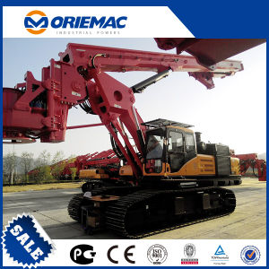 Sany Piling Machine Sr155c10 Crawler Rotary Drilling Rig for Sale pictures & photos