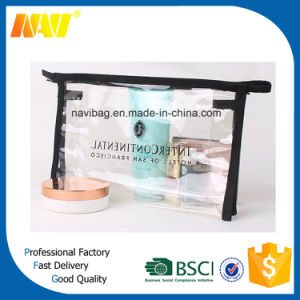 Transparent Clear PVC Vinyl Cosmetic Bag pictures & photos