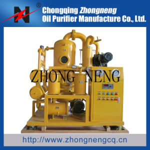 High Efficiency Oil Purifier, Insulation Oil Filtration Machine (ZYD-50) pictures & photos