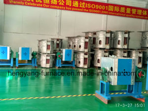 Induction Melting Furnace (GW-HY15) pictures & photos