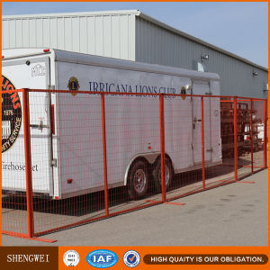 Easy Install Movable Temporary Site Fence pictures & photos