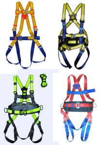 Safety Strong Belt Full Body Harness pictures & photos